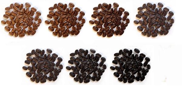 Stopień palenia kawy mocno wpływa na jej finalny smak