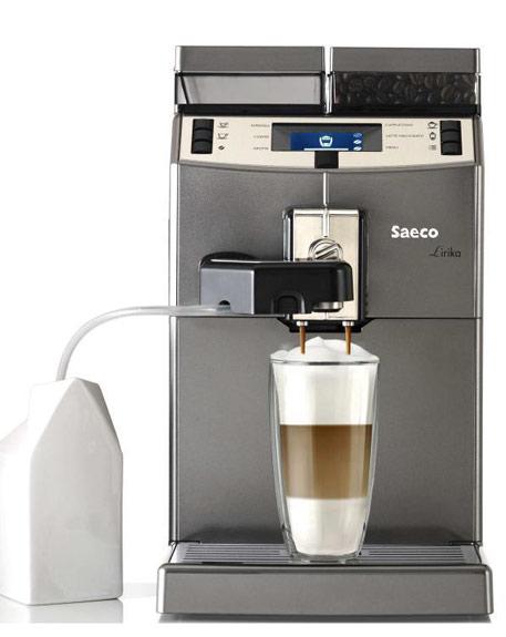 ekspres Saeco Lirika one touch cappuccino
