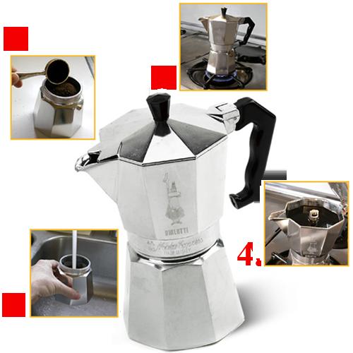 Jaką kawę wybrać do czajniczka moka?