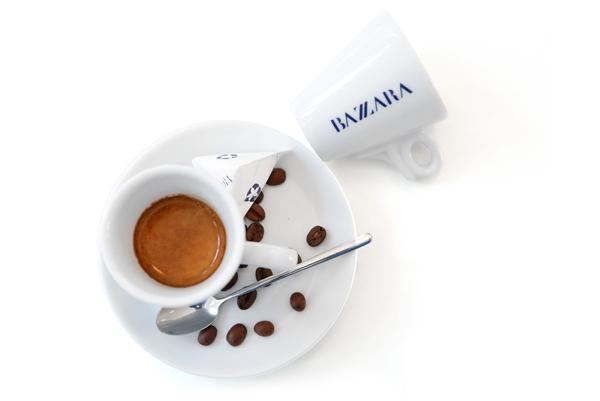 Poprawnie przygotowana kawa espresso