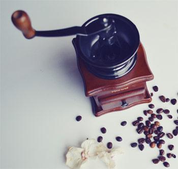 Ręczne młynki do kawy