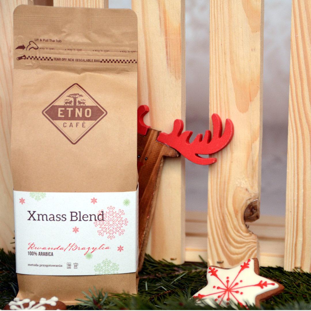 Specjalna świąteczna kawa Xmass Blend