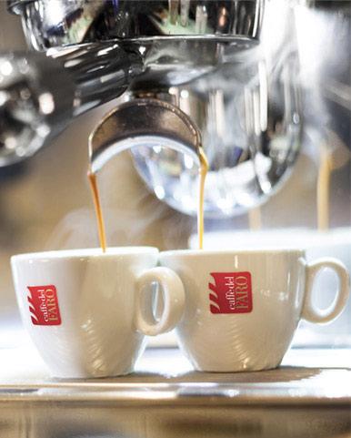 Kawa ziarnista Caffe del Faro suprema