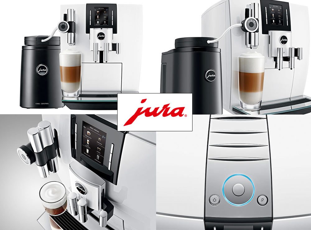 Ekspres Jura J6