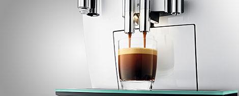 Jura J6 parzy espresso na najwyższym poziomie